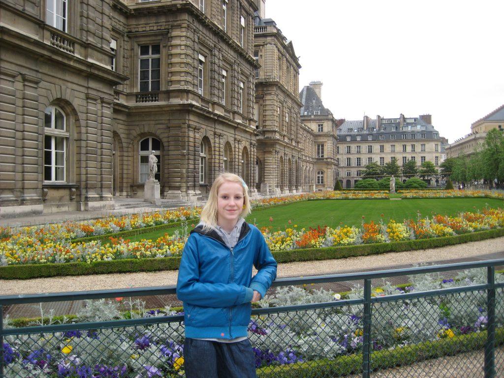 Paris og prinsessurnar