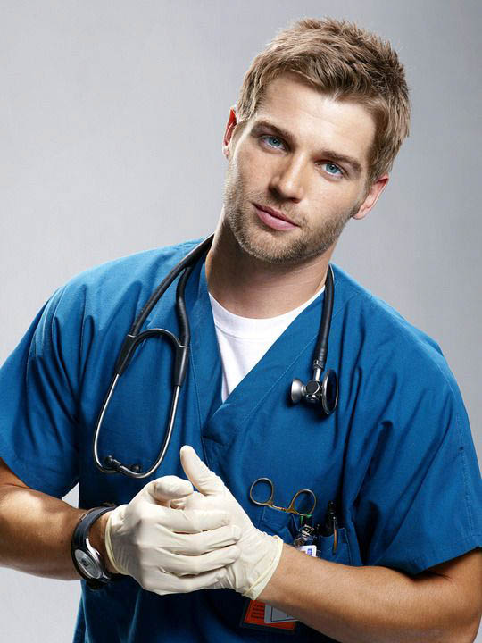 "Mike Vogel stars as Dr. Chris ""C"" Deleo in the new series MIAMI MEDICAL premiering Spring 2010 on the CBS Television Network. Photo: Matthias Clamer/CBS ©2009 CBS BROADCASTING INC. ALL RIGHTS RESERVED"
