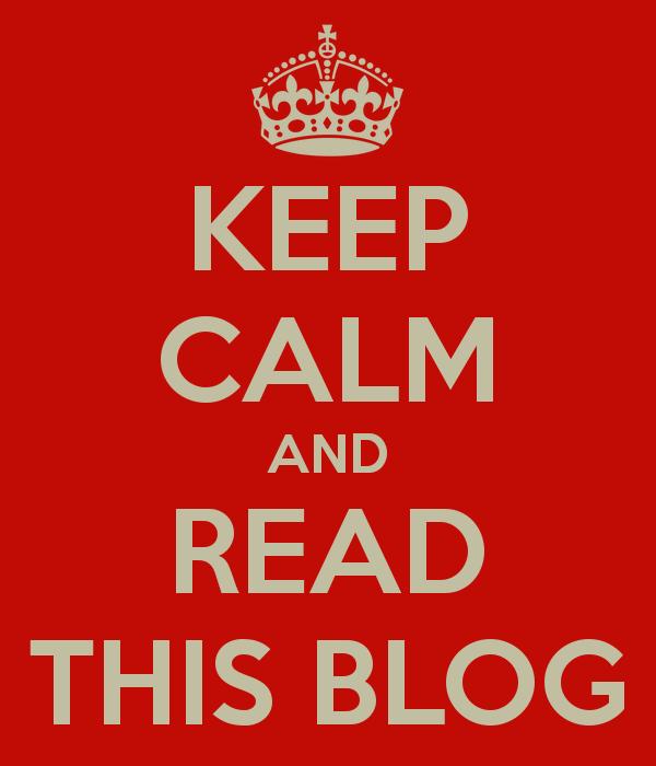 Bloggin sem mér finnst að þið ættuð að lesa.